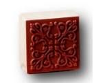 "Tempel ""Ornament"" - toode 30 x 30 mm"